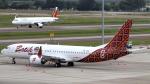 誘喜さんが、クアラルンプール国際空港で撮影したマリンド・エア 737-8-MAXの航空フォト(写真)
