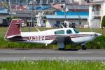 よっしぃさんが、八尾空港で撮影した日本個人所有 M20K 252TSEの航空フォト(写真)