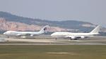 誘喜さんが、クアラルンプール国際空港で撮影したイーグルエクスプレス・エア 747-4F6の航空フォト(写真)