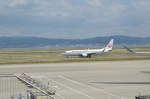 hareotokoさんが、関西国際空港で撮影した日本航空 737-846の航空フォト(写真)