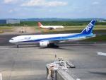 けいとパパさんが、新千歳空港で撮影した全日空 777-281の航空フォト(写真)