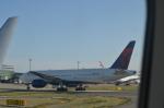 hareotokoさんが、羽田空港で撮影したデルタ航空 777-232/ERの航空フォト(写真)
