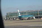 hareotokoさんが、羽田空港で撮影したキャセイパシフィック航空 777-367/ERの航空フォト(写真)