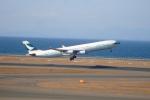 きったんさんが、中部国際空港で撮影したキャセイパシフィック航空 A340-313Xの航空フォト(写真)