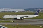 妄想竹さんが、クアラルンプール国際空港で撮影したサウディア 777-368/ERの航空フォト(写真)
