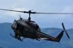 storyさんが、岩手駐屯地で撮影した陸上自衛隊 UH-1Jの航空フォト(写真)