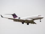 Mame @ TYOさんが、成田国際空港で撮影したアメリカ企業所有 BD-700-1A10 Global Expressの航空フォト(写真)