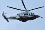 storyさんが、岩手駐屯地で撮影した岩手県防災航空隊 AW139の航空フォト(写真)