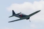 岡崎美合さんが、幕張海浜公園(レッドブル・エアレース会場内)で撮影したゼロエンタープライズ Zero 22/A6M3の航空フォト(写真)