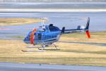動物村猫君さんが、大分空港で撮影した大分県警察 206L-3 LongRanger IIIの航空フォト(写真)