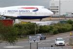 KAW-YGさんが、ロンドン・ヒースロー空港で撮影したブリティッシュ・エアウェイズ 747-436の航空フォト(写真)