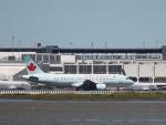 職業旅人さんが、サンフランシスコ国際空港で撮影したエア・カナダ A320-211の航空フォト(写真)