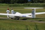 msrwさんが、妻沼滑空場で撮影した法政大学体育会航空部 ASK 21の航空フォト(写真)