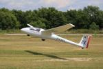 msrwさんが、妻沼滑空場で撮影した法政大学体育会航空部 ASK 23Bの航空フォト(写真)