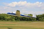msrwさんが、妻沼滑空場で撮影した学習院大学航空部 ASK 13の航空フォト(写真)