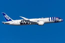 うまやどのおいるさんが、羽田空港で撮影した全日空 787-9の航空フォト(写真)