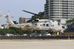 マリオ先輩さんが、横須賀基地で撮影した海上自衛隊 SH-60Kの航空フォト(写真)