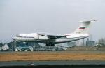 takamaruさんが、名古屋飛行場で撮影したアエロフロート・ロシア航空 Il-76Tの航空フォト(写真)
