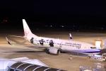 ぽんさんが、高松空港で撮影したチャイナエアライン 737-8FHの航空フォト(写真)