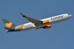 k-spotterさんが、フランクフルト国際空港で撮影したコンドル 767-330/ERの航空フォト(写真)