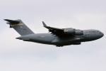 Flankerさんが、横田基地で撮影したアメリカ空軍 C-17A Globemaster IIIの航空フォト(写真)