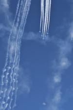 ばとさんが、岩国空港で撮影した航空自衛隊 T-4の航空フォト(写真)