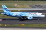 KAW-YGさんが、デュッセルドルフ国際空港で撮影したロシア航空 A319-111の航空フォト(写真)