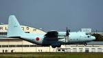 rcflash.FMさんが、厚木飛行場で撮影した海上自衛隊 C-130Rの航空フォト(写真)
