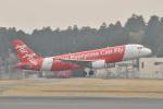 Orange linerさんが、成田国際空港で撮影したエアアジア・ジャパン(〜2013) A320-216の航空フォト(写真)