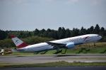 flying-dutchmanさんが、成田国際空港で撮影したオーストリア航空 777-2B8/ERの航空フォト(写真)