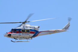 reonさんが、名古屋飛行場で撮影した国土交通省 地方整備局 412EPの航空フォト(写真)