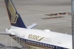 AXT747HNDさんが、羽田空港で撮影したシンガポール航空 A350-941XWBの航空フォト(写真)