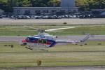 yabyanさんが、名古屋飛行場で撮影した国土交通省 地方整備局 412EPの航空フォト(写真)