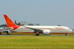 KoshiTomo✈さんが、成田国際空港で撮影したエア・インディア 787-8 Dreamlinerの航空フォト(写真)