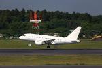 JA946さんが、成田国際空港で撮影したケイマン諸島企業所有 A318-112 CJ Eliteの航空フォト(写真)