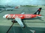 flying-dutchmanさんが、シンガポール・チャンギ国際空港で撮影したエアアジア A320-216の航空フォト(写真)