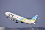 flying-dutchmanさんが、羽田空港で撮影したAIR DO 767-33A/ERの航空フォト(写真)
