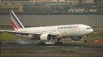 ねぎぬきさんが、羽田空港で撮影したエールフランス航空 777-228/ERの航空フォト(写真)