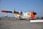 ワイエスさんが、鹿屋航空基地で撮影した海上自衛隊 US-1Aの航空フォト(写真)