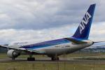 多楽さんが、仙台空港で撮影した全日空 767-381/ERの航空フォト(写真)
