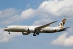 sky-spotterさんが、成田国際空港で撮影したエティハド航空 787-9の航空フォト(写真)