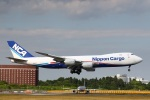 sky-spotterさんが、成田国際空港で撮影した日本貨物航空 747-8KZF/SCDの航空フォト(写真)
