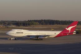 senyoさんが、成田国際空港で撮影したカンタス航空 747-238BMの航空フォト(写真)