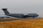 hrjさんが、横田基地で撮影したアメリカ空軍 C-5B Galaxyの航空フォト(写真)