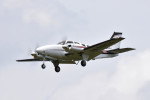 turenoアカクロさんが、高松空港で撮影した朝日航空 Baron G58の航空フォト(写真)