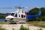 batilsさんが、NO DATAで撮影した愛知県防災航空隊 412EPの航空フォト(写真)
