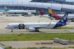 よりさんが、関西国際空港で撮影したV エア A321-231の航空フォト(写真)