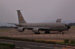 ocean falconさんが、鹿児島空港で撮影したアメリカ空軍 KC-135R Stratotanker (717-148)の航空フォト(写真)