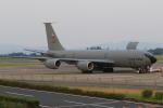 ゆういちさんが、鹿児島空港で撮影したアメリカ空軍 KC-135R Stratotanker (717-148)の航空フォト(写真)