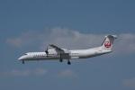 chappyさんが、伊丹空港で撮影した日本エアコミューター DHC-8-402Q Dash 8の航空フォト(写真)